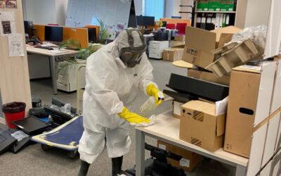 Mindennapjaink: extrém takarítás járvány idején