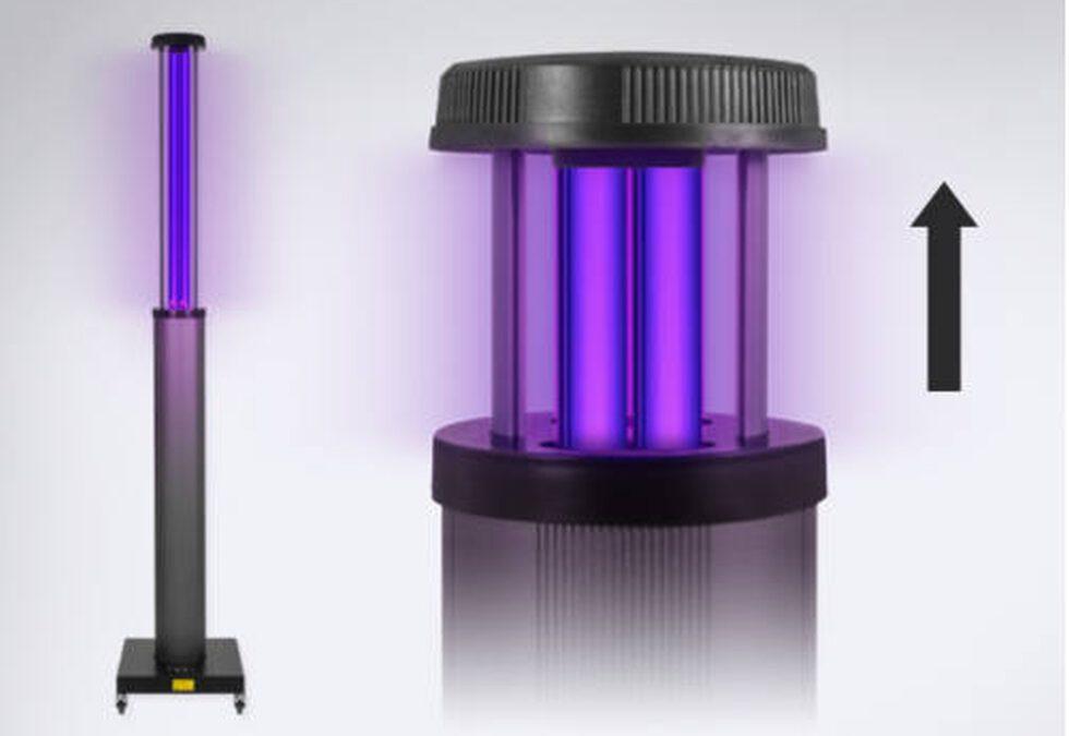 Fertőtlenítés ultraibolya fénnyel